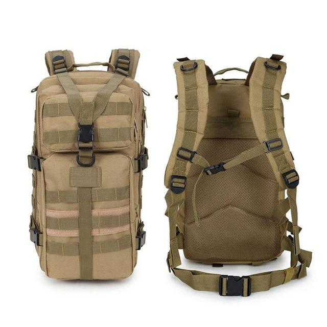 35L Unisex Military Waterproof Rucksack