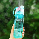 Gym Water Bottle Sprayer