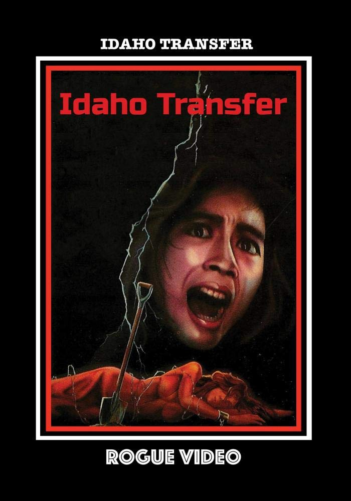 ROGUE VIDEO rare horror DVDs & other obscure films. IDAHO TRANSFER