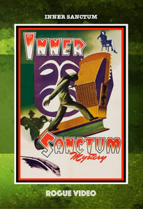 Inner Sanctum (1948) DVD by ROGUE VIDEO: cult films & fiction
