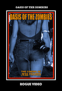 "ROGUE VIDEO rare horror DVDs / cult films & fiction: ""OASIS OF THE ZOMBIES"""