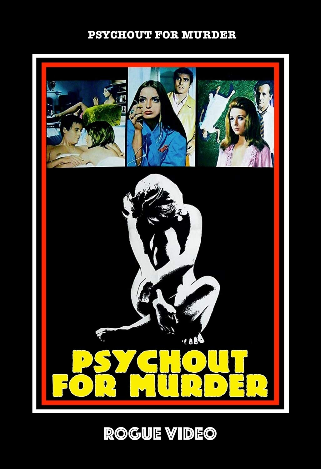 PSYCHOUT FOR MURDER (1969)