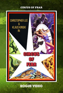 Circus Of Fear (1966) DVD - ROGUE VIDEO: cult films & fiction