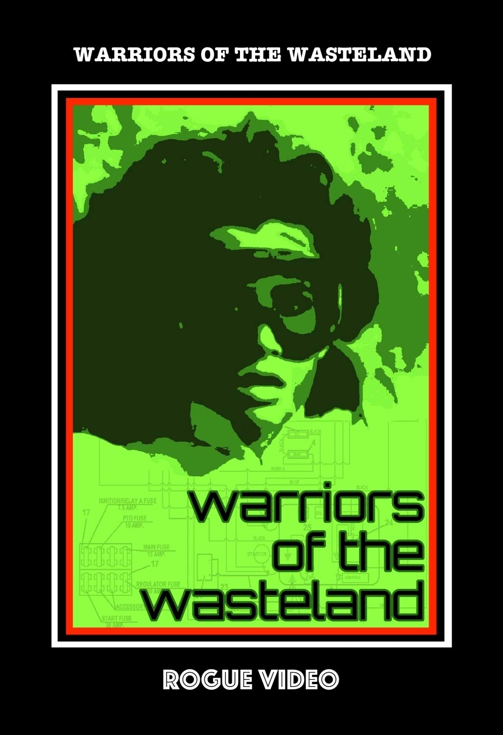 Warriors Of The Wasteland (1983) DVD by ROGUE VIDEO: cult films & fiction