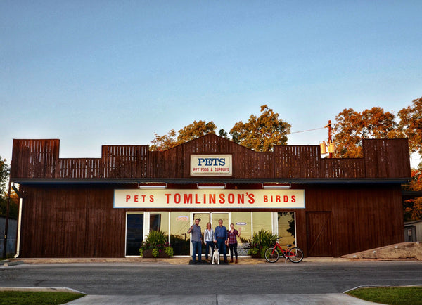 Tomlinson's Family Owned