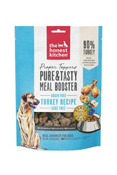The Honest Kitchen Proper Toppers Turkey Dog Food, 14 oz
