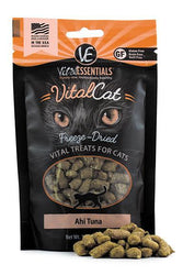 Vital Essentials Ahi Tuna Freeze-Dried Cat Treats