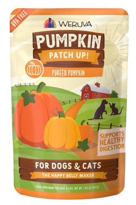 Weruva Pumpkin Patch Up! Supplement Pouch