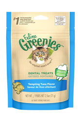 Greenies Tempting Tuna Flavor Dental Cat Treats