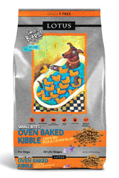 Lotus Duck Small Bites Dog Food