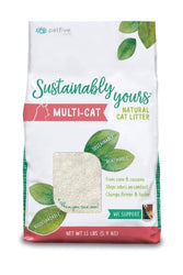Sustainably Yours Multi-Cat Corn & Cassava Litter
