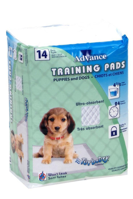 Coastal Pet Advance Dog pee Training Pads
