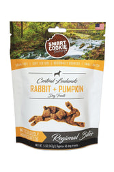 Smart Cookie Bakery Central Lowlands Rabbit & Pumpkin Dog Treats