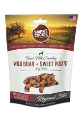 Smart Cookie Bakery Texas Hill Country Wild Boar & Sweet Potato Dog Treats