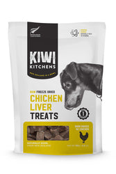 Kiwi Kitchens Freeze Dried Chicken Liver Treats