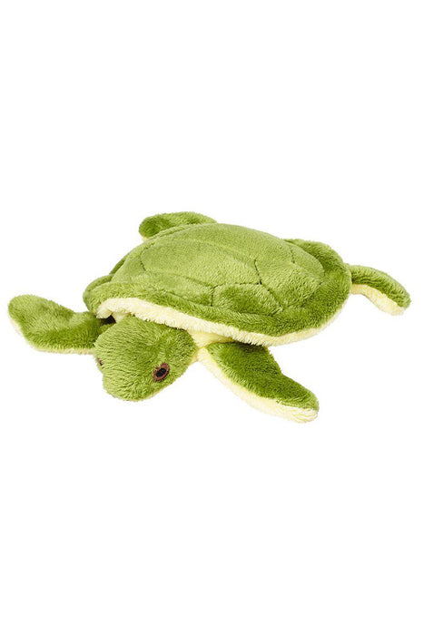 Fluff and Tuff Shelly Turtle stuffed Dog Toy