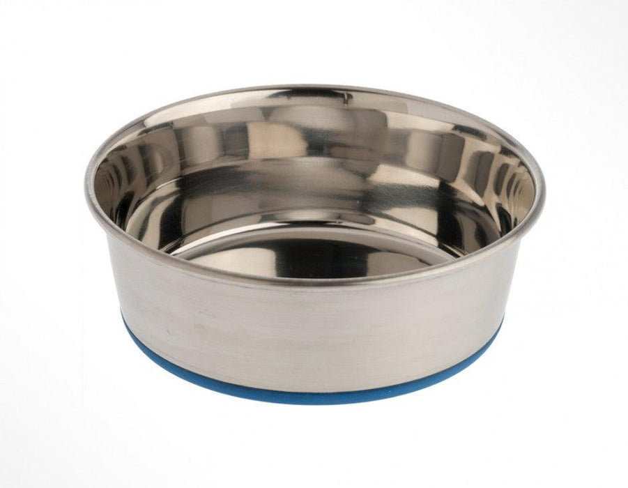 DuraPet Stainless Steel Dog Bowl, 3 qt
