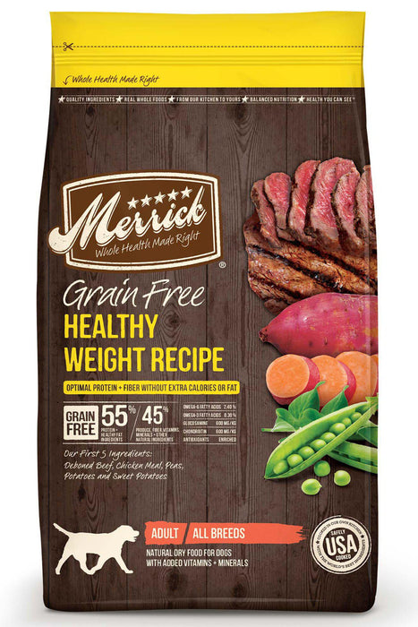 Merrick Healthy Weight Dry Dog Food