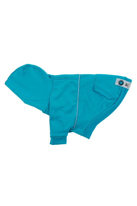 RC Pets Element Hoodie Dark Teal Dog Jacket
