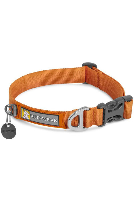 Ruffwear Front Range Campfire Orange Dog Collar