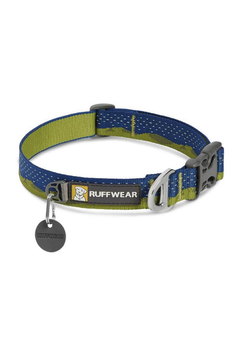 Ruffwear Crag Green Hills Dog Collar