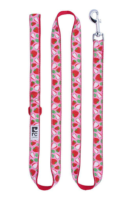 RC Pets Strawberries Dog Leash