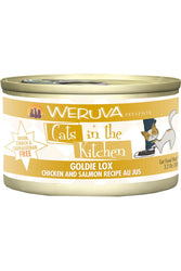 Cats in the Kitchen Goldie Lox Chicken & Salmon Canned Cat Food