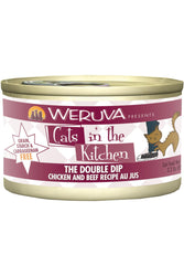 Cats in the Kitchen Double Dip Chicken & Beef wet Cat Food