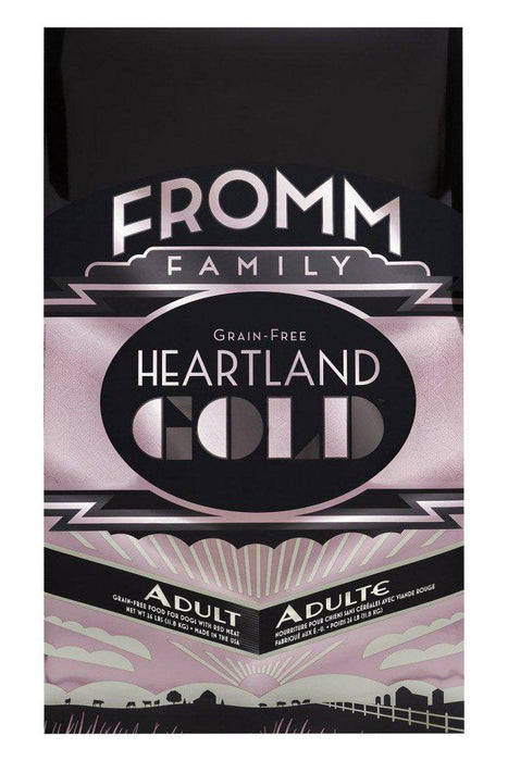 Fromm Gold Heartland Adult Dog Food