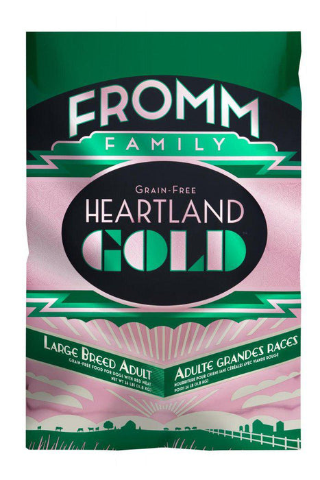 Fromm Gold Heartland Large Breed Adult Dog Food