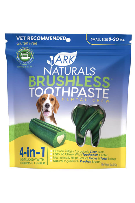 Ark Naturals Brushless Toothpaste For Dogs Small