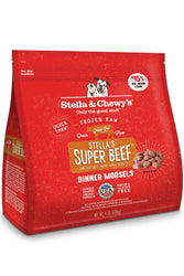 Stella & Chewy's Super Beef Morsels Frozen Raw Dog Food