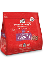Stella & Chewy's Tantalizing Turkey Dinner Morsels Frozen Raw Dog Food