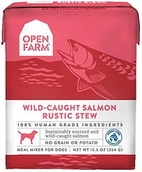 Open Farm Salmon Wet Food for Dogs