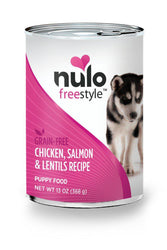 Nulo Freestyle Chicken Pate Canned Puppy Food