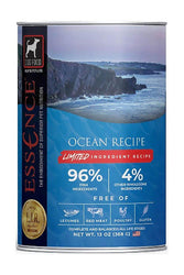 Essence Limited Ingredient Recipe fish wet Dog Food