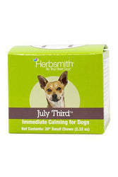 Herbsmith July Third Soft Chews for Small Dogs