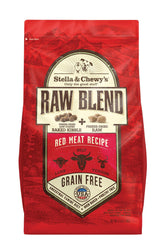 Stella & Chewy's Raw Blend Red Meat Recipe Dog Food