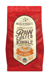 Stella & Chewy's Raw Coated Grass-Fed Beef Recipe Dog Food