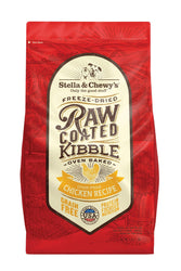 Stella & Chewy's Raw Coated Cage-Free Chicken Recipe Dog Food
