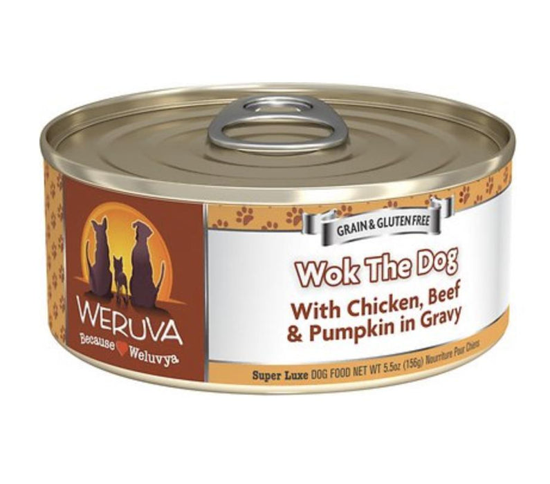 Weruva Wok The Dog Canned Dog Food
