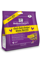 Stella & Chewy's Chick Chick Chicken Freeze Dried Cat Food