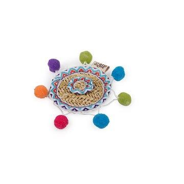 All For Paws Whisker Fiesta Sombrero Cat Toy