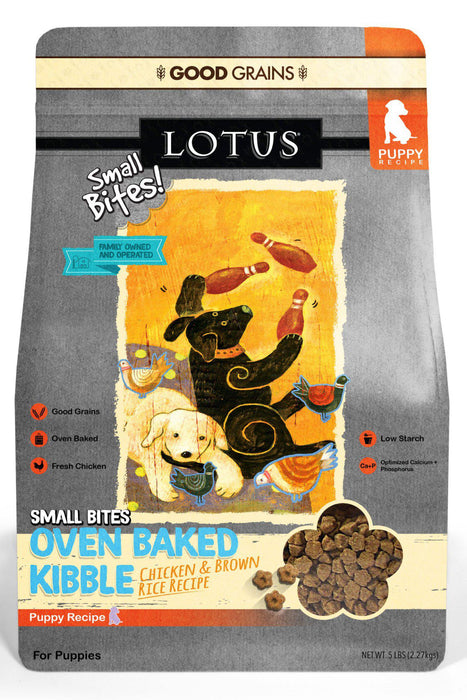 Lotus Small Bites Puppy Food