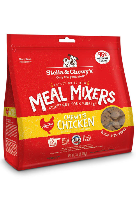 Stella & Chewy's Chicken Freeze Dried Meal Mixers