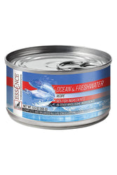 Essence Ocean and Freshwater fish wet Cat Food