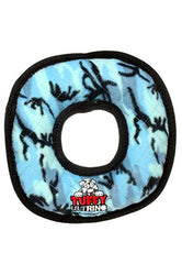 Tuffy's Ultimate Series Ring Blue Dog Toy