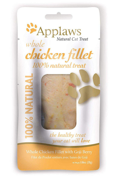 Applaws Chicken Fillet & Goji Berry Cat Treat
