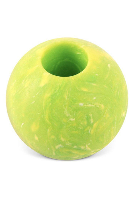 P.L.A.Y. ZoomieRex IncrediBall Lime Dog Toy