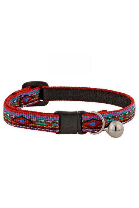 LupinePet El Paso Cat Safety Collar with Bell